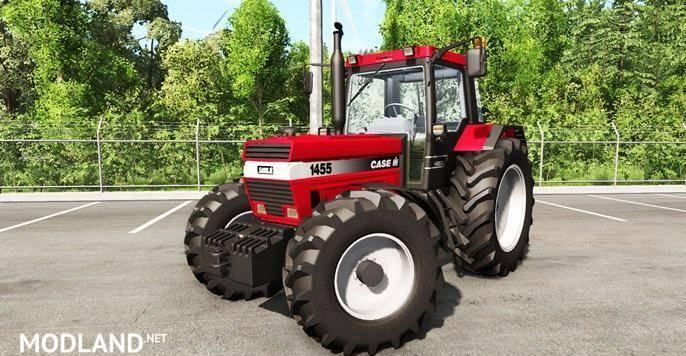 Case IH 1455 XL Tractor [0.8.0]